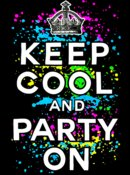 Keep Cool Party On - T18