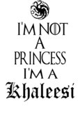 Khaleesi Princess