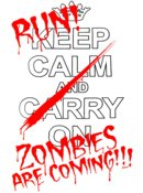 Run Zombies Are Coming - T25