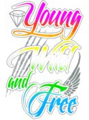 Young Wild Free - T16